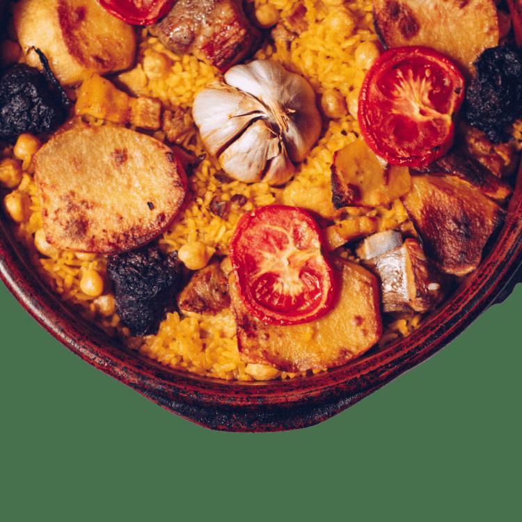 Cómo hacer arroz al horno