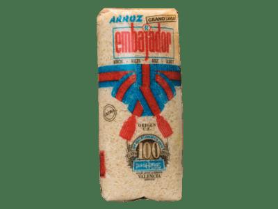 recetas arroz largo